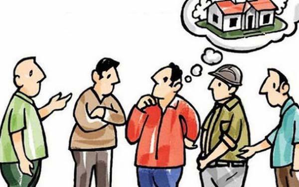 Muốn mượn tuổi người khác làm nhà thì nên lựa chọn như thế nào và tiến hành mượn tuổi ra sao?