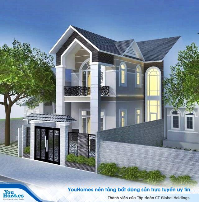 Tránh xây nhà cao thấp ảnh hưởng đến hòa khí trong gia đình
