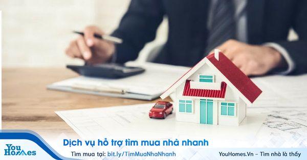 Xác định khả năng tài chính khi quyết định vay mua nhà trả góp.