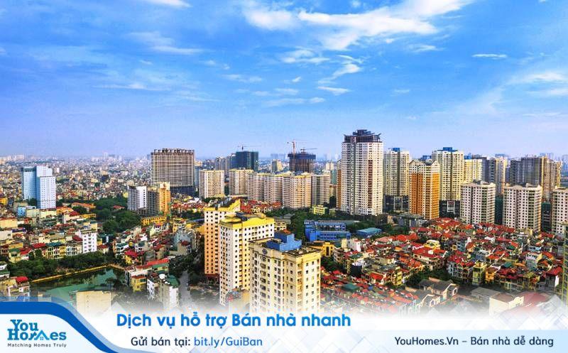 Khái niệm quy hoạch chung, quy hoạch phân khu, quy hoạch chi tiết đô thị.