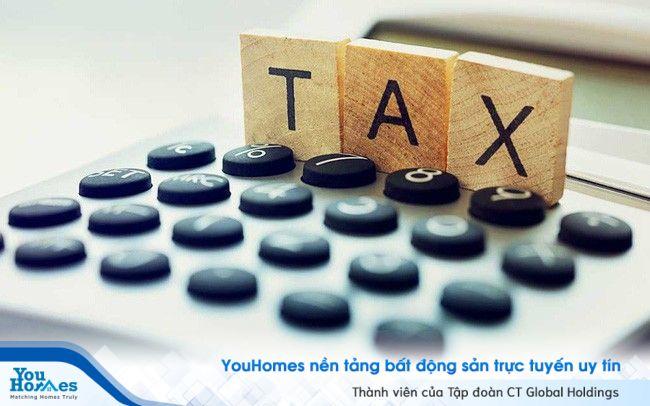 Bên mua và bên bán thỏa thuận với nhau về việc nộp thuế phí.