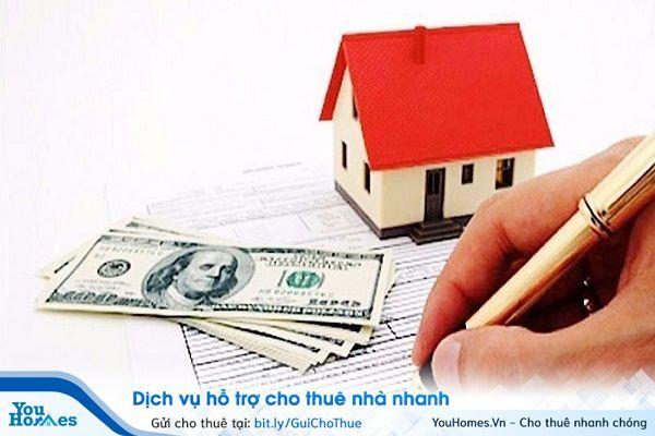 Có thể mất tiền cọc nếu đơn phương chấm dứt hợp đồng thuê nhà.
