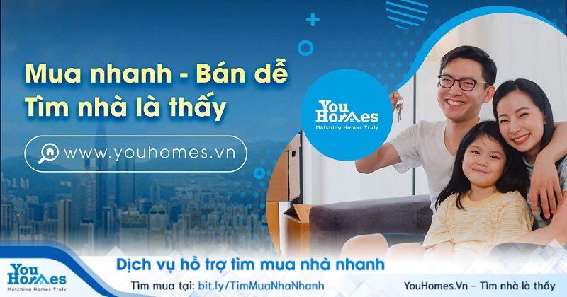 YouHomes - Hỗ trợ tìm mua nhà nhanh chóng, hiệu quả