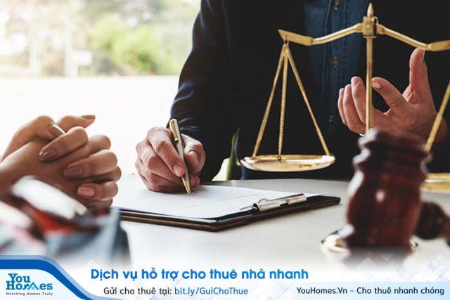 Thủ tục pháp lý thuê chung cư mini được thực hiện khá đơn giản.