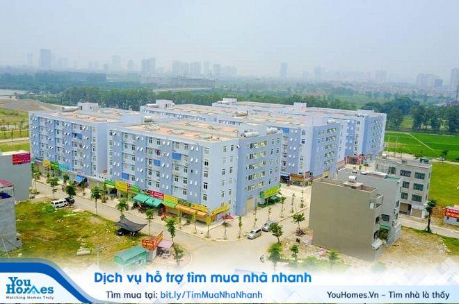 Chung cư Thanh Hà Cienco 5 đầy đủ tiện ích trong đô thị phục vụ nhu cầu của cư dân.