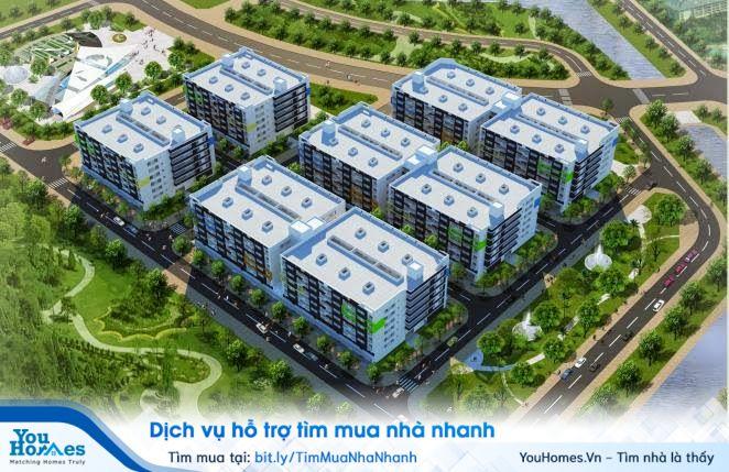 Thanh Hà Cienco 5 là dự án nhà ở giá rẻ chất lượng hiếm hoi tại thành phố Hà Nội.