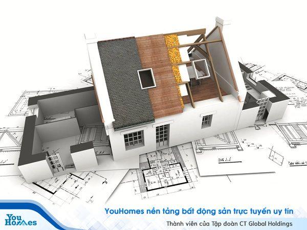 Trước khi tiến hành xây nhà, nhất định phải có giấy phép xây dựng nhà ở.