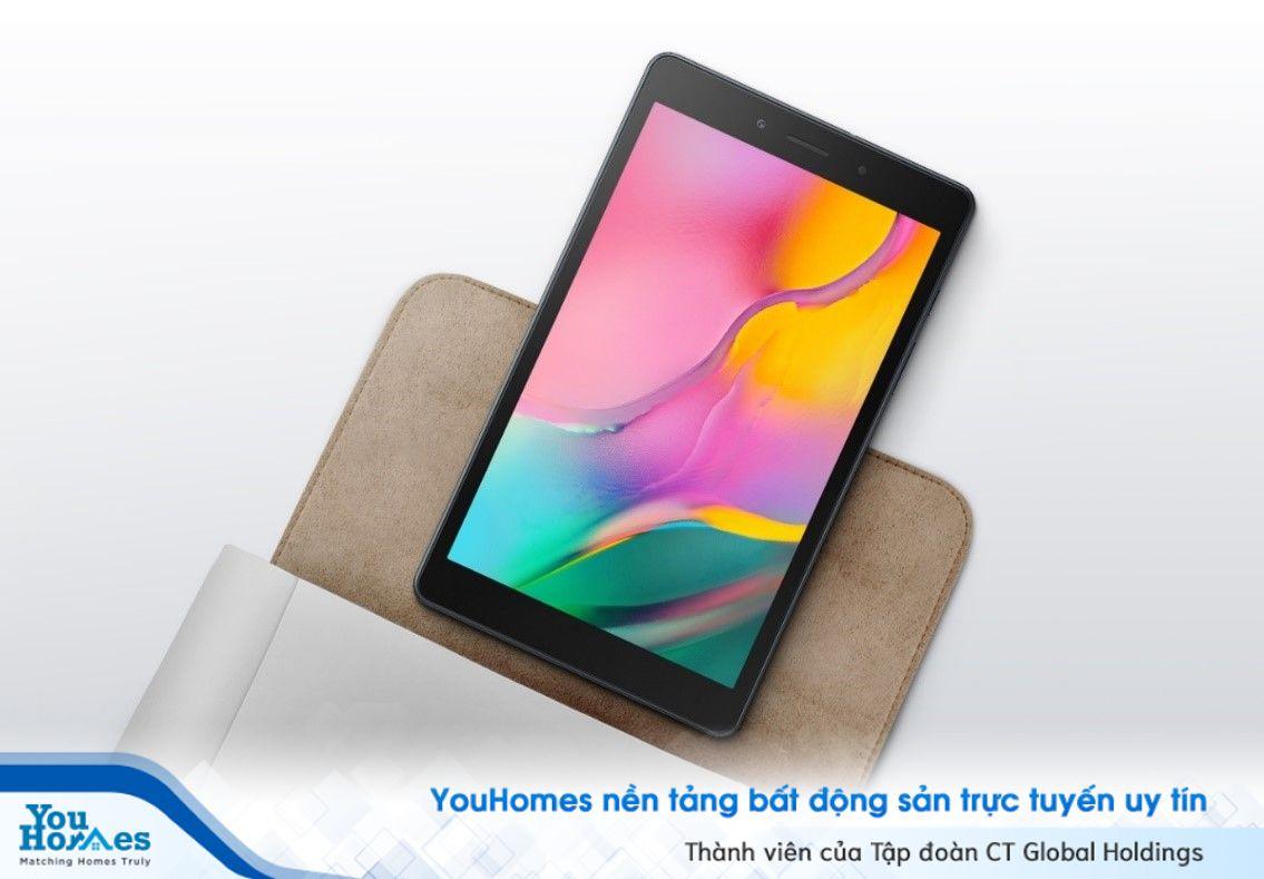 Màn hình của chiếc máy tính bảng Samsung được thiết kế theo tỷ lệ 16:10 – rất lý tưởng cho việc đọc sách, tạp chí, đọc báo hoặc lướt web
