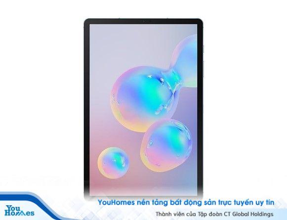 Samsung Galaxy Tab S6 tỷ lệ hiển thị chuẩn điện ảnh, độ phân giải 2K+