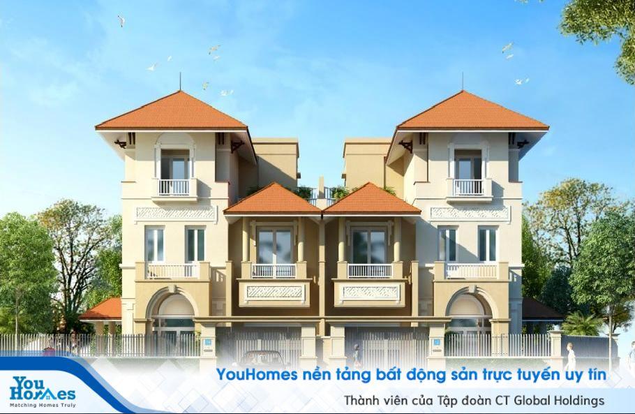 Biệt thự song lập là hai căn biệt thự được đặt sát cạnh nhau cùng chung một bức tường.
