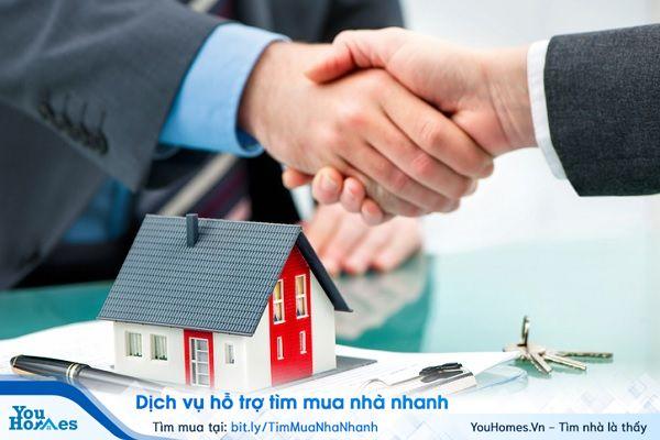 Thế nào là mua bán nhà bằng giấy tờ viết tay?