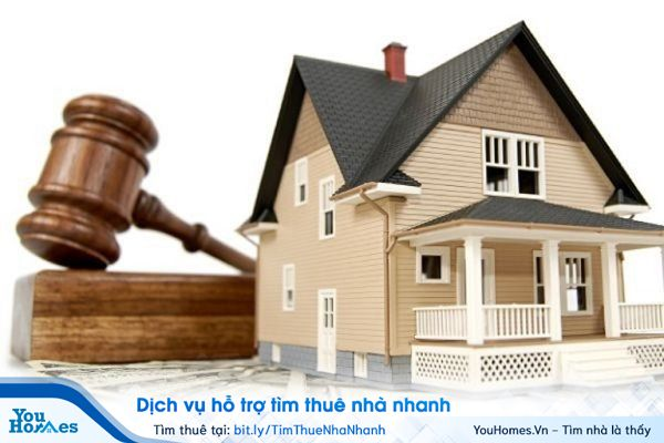 Lưu ý về thông tin, giấy tờ pháp lý của căn nhà được cho thuê.