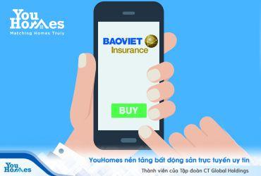 Hướng dẫn mua bảo hiểm nhà tư nhân Bảo Việt trên nền tảng YouHomes