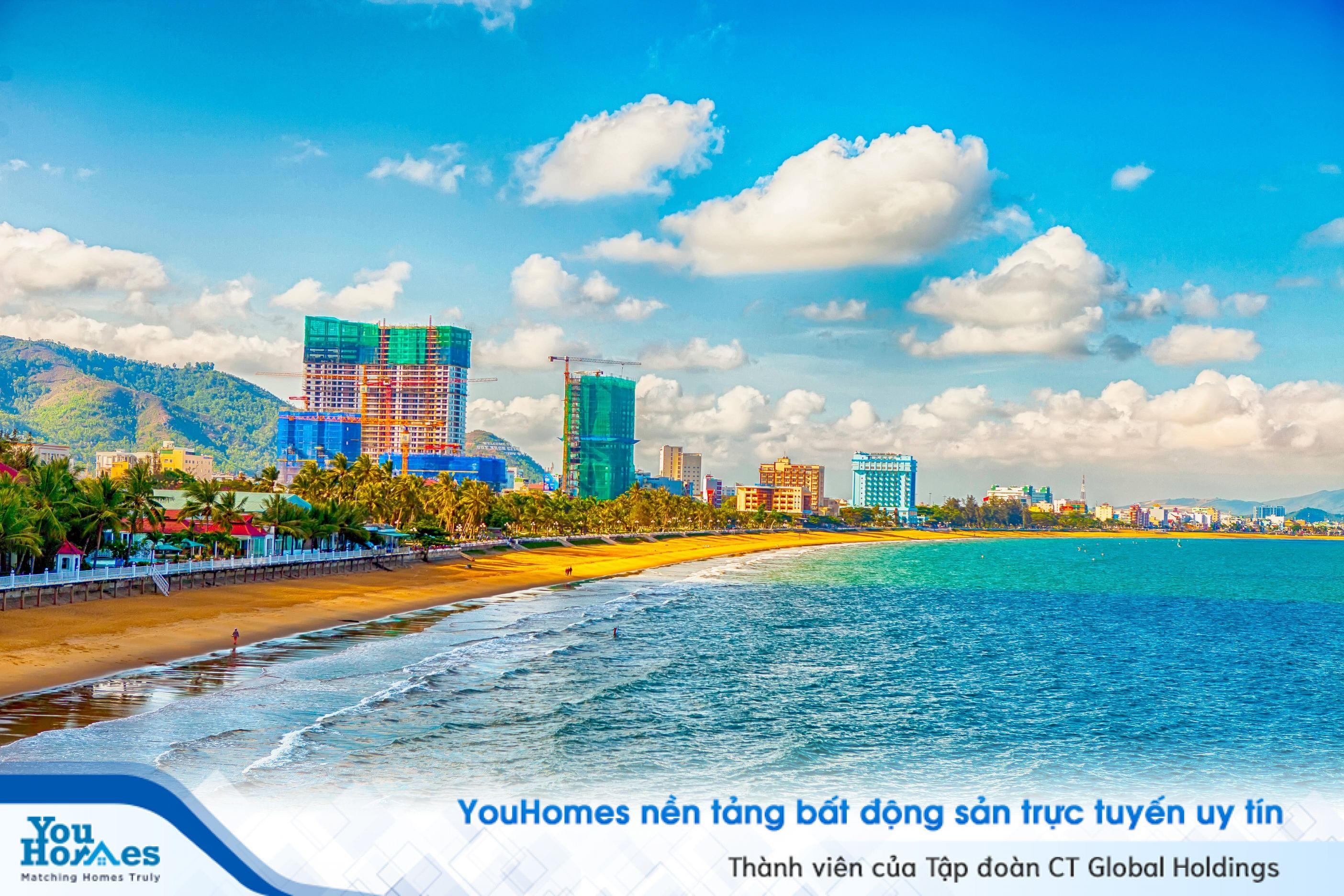 Tương lai mới cho thị trường BĐS tại Quy Nhơn