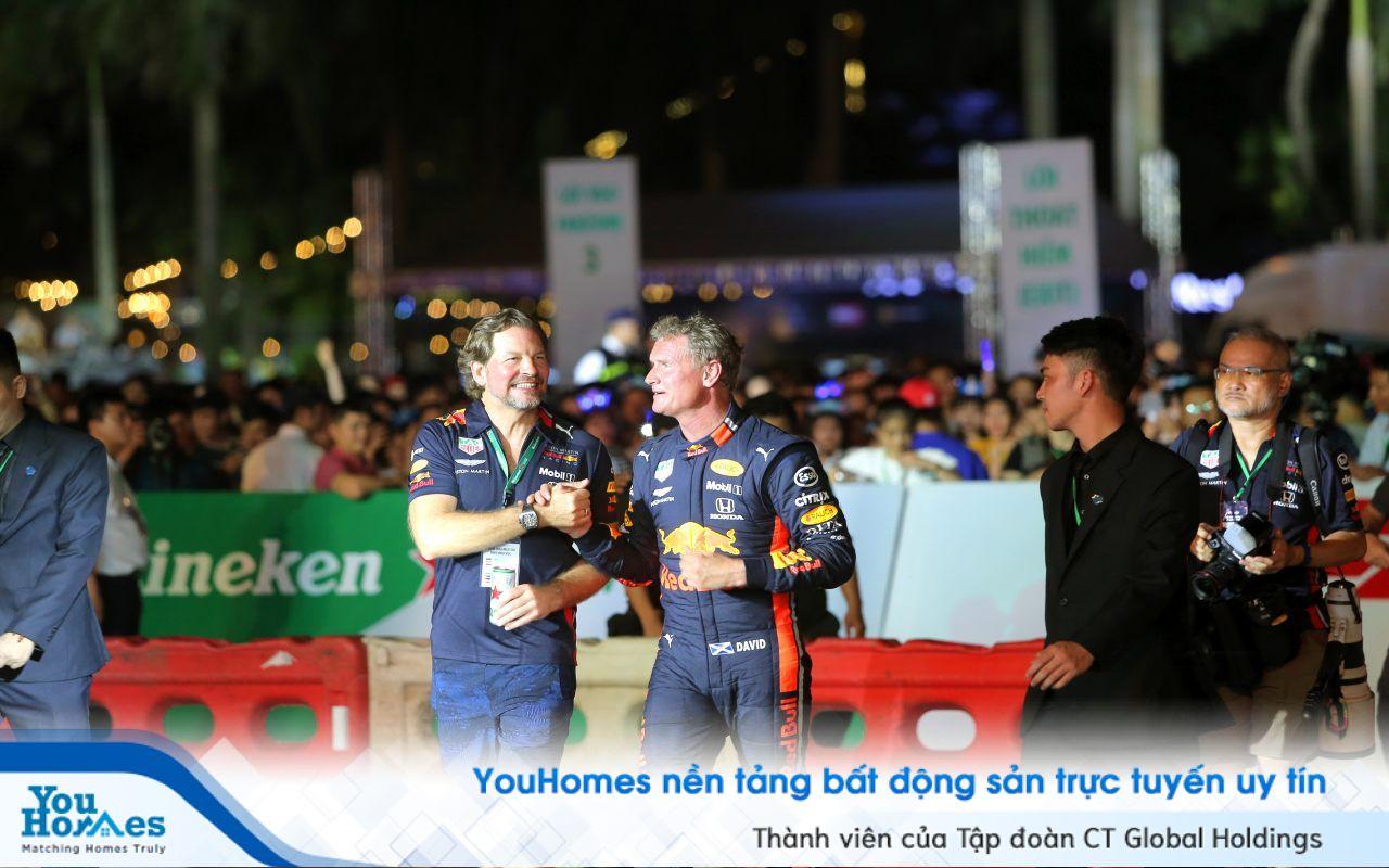 Dành riêng cho thành viên YouHomers: Tặng ngay YouPoint khi đặt mua vé F1 Grand Prix ...