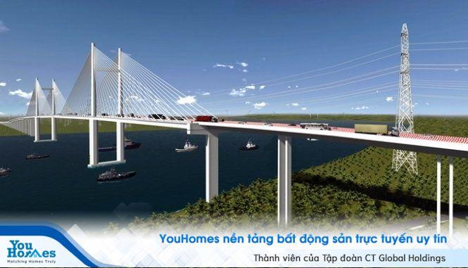 Dự án cầu Cát Lái nối liền Đồng Nai với TPHCM sẽ được xây dựng như thế nào?