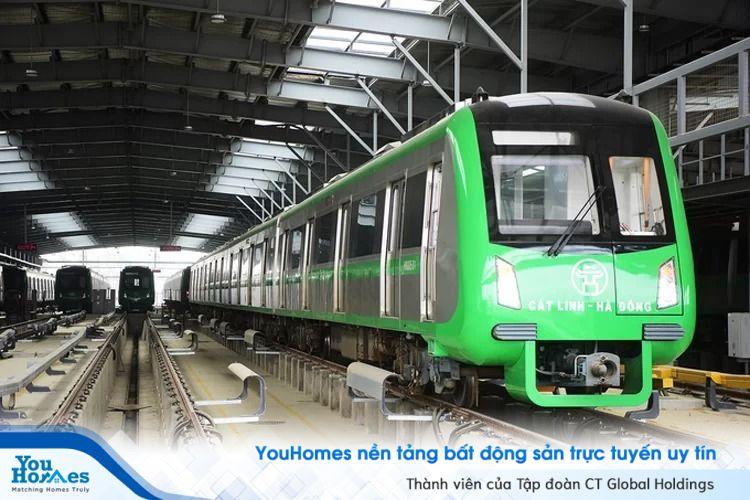 Hà Nội: Đẩy nhanh tiến độ dự án Cát Linh - Hà Đông tránh gây mất lòng tin