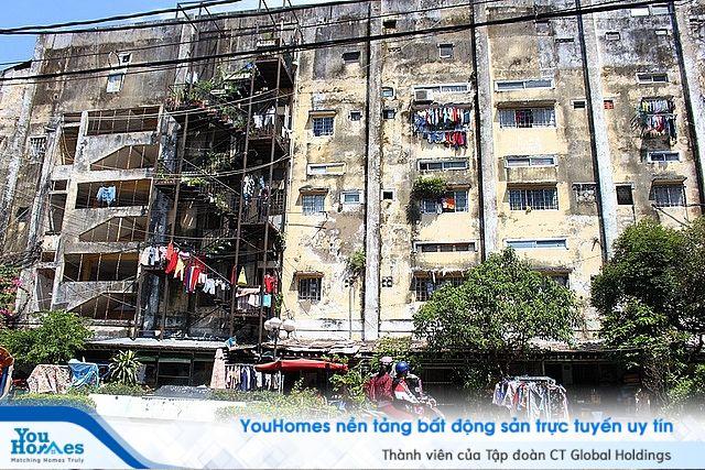 Hà Nội: Khẩn trương di dời chung cư cũ