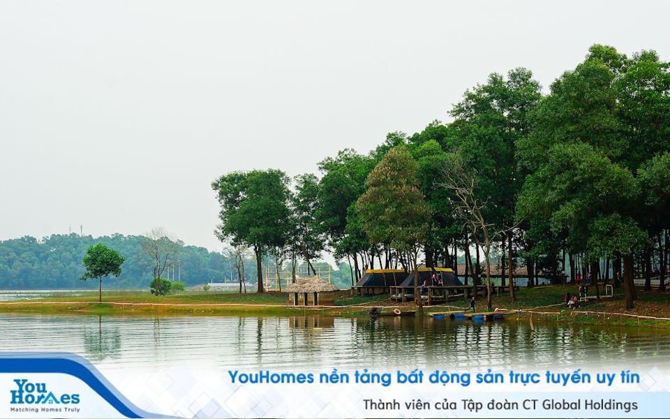 Hà Nội: Dự án đang triển khai ven hồ Đồng Mô phải thanh tra toàn diện