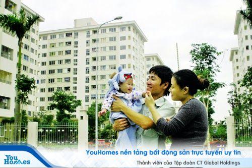 Bán nhà đất ra ở chung cư: Quyết định đúng đắn