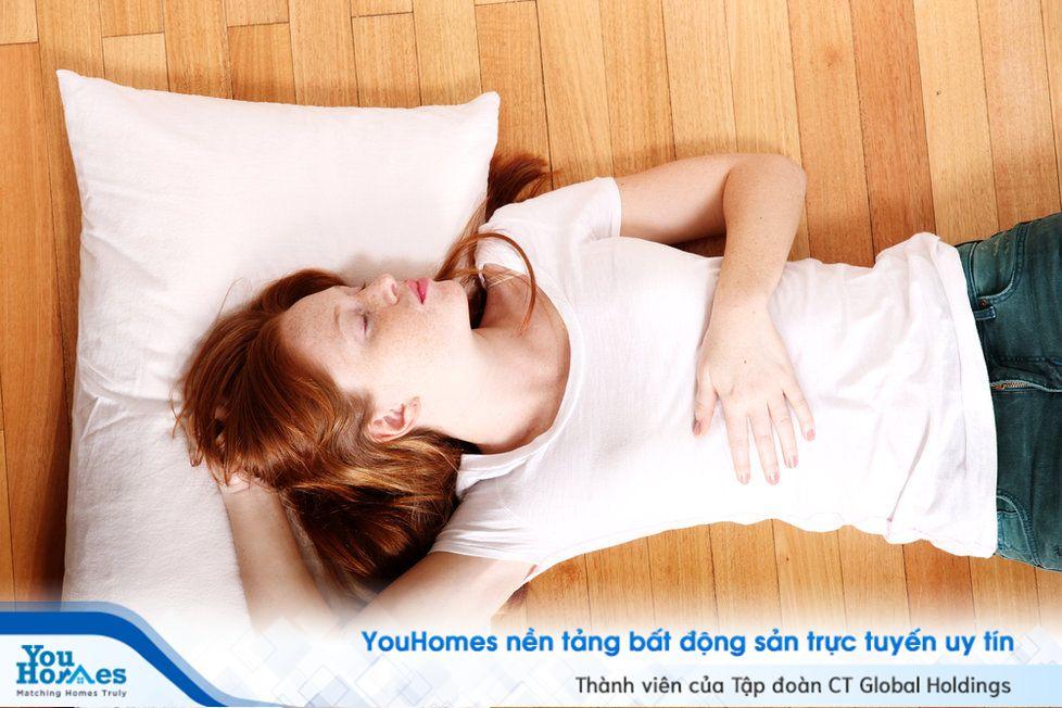 Mua nhà Hà Nội: Vợ chồng ngủ dưới sàn nhà suốt 6 năm