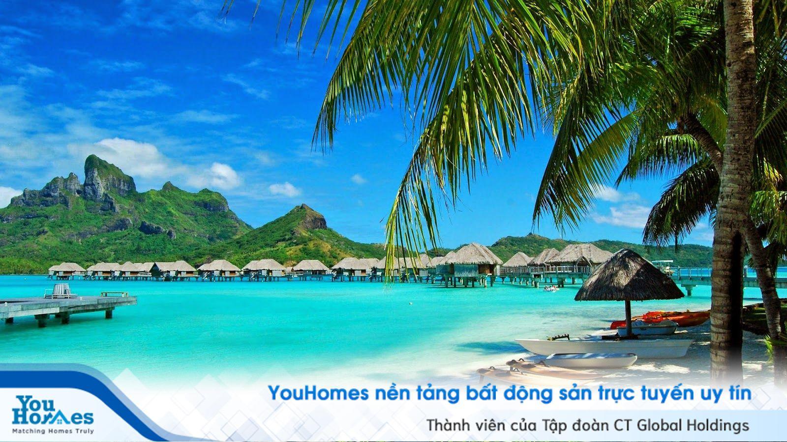 Phú Quốc - Trung tâm du lịch biển mang tầm Quốc tế