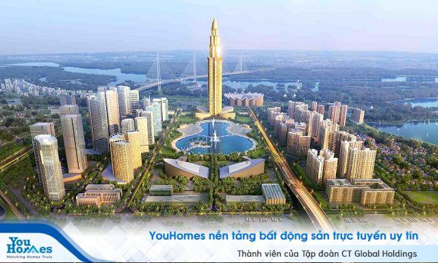 Hà Nội: Cẩn trọng khi đầu tư mua đất Đông Anh