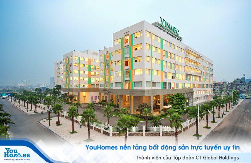 Top 5 phòng khám, bệnh viện quốc tế chất lượng nhất gần Times City