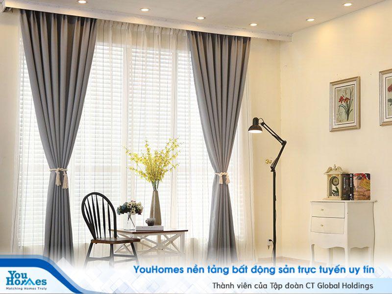 Nguyên tắc vàng khi chọn rèm cửa giúp ngôi nhà thêm lung linh
