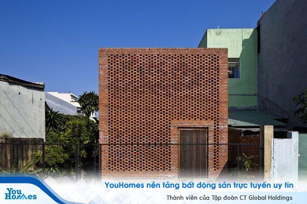 Khiến báo mỹ trầm trồ, nhà gạch tại Đà Nẵng có gì đặc biệt?
