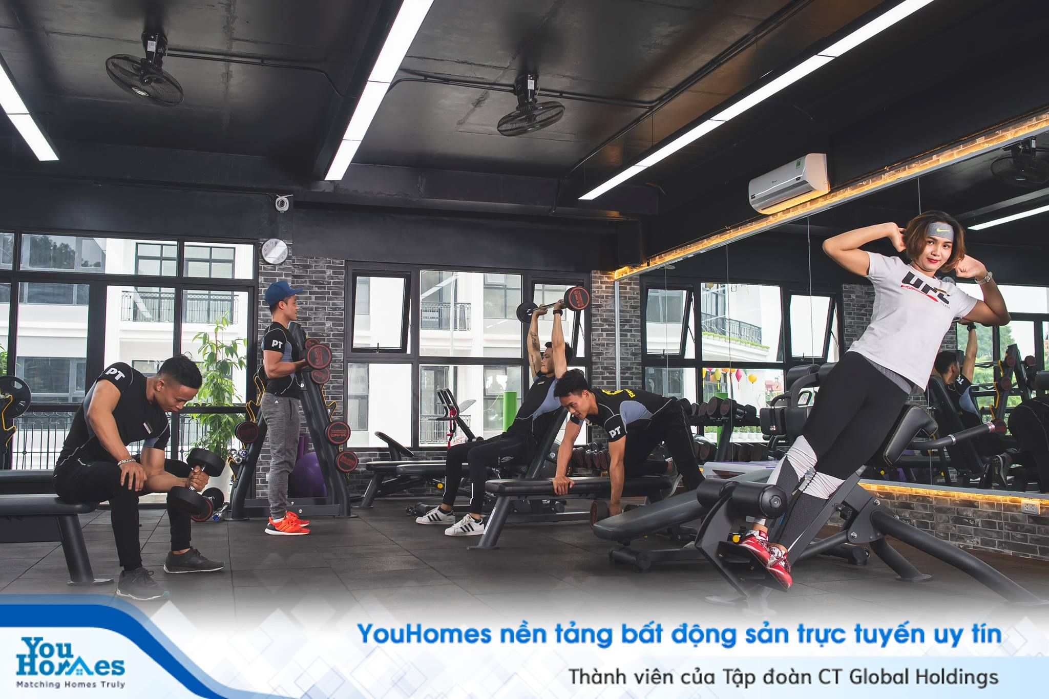 Fitness & Yoga gần Vinhomes Gardenia: Top 4 địa chỉ uy tín, chất lượng nhất!