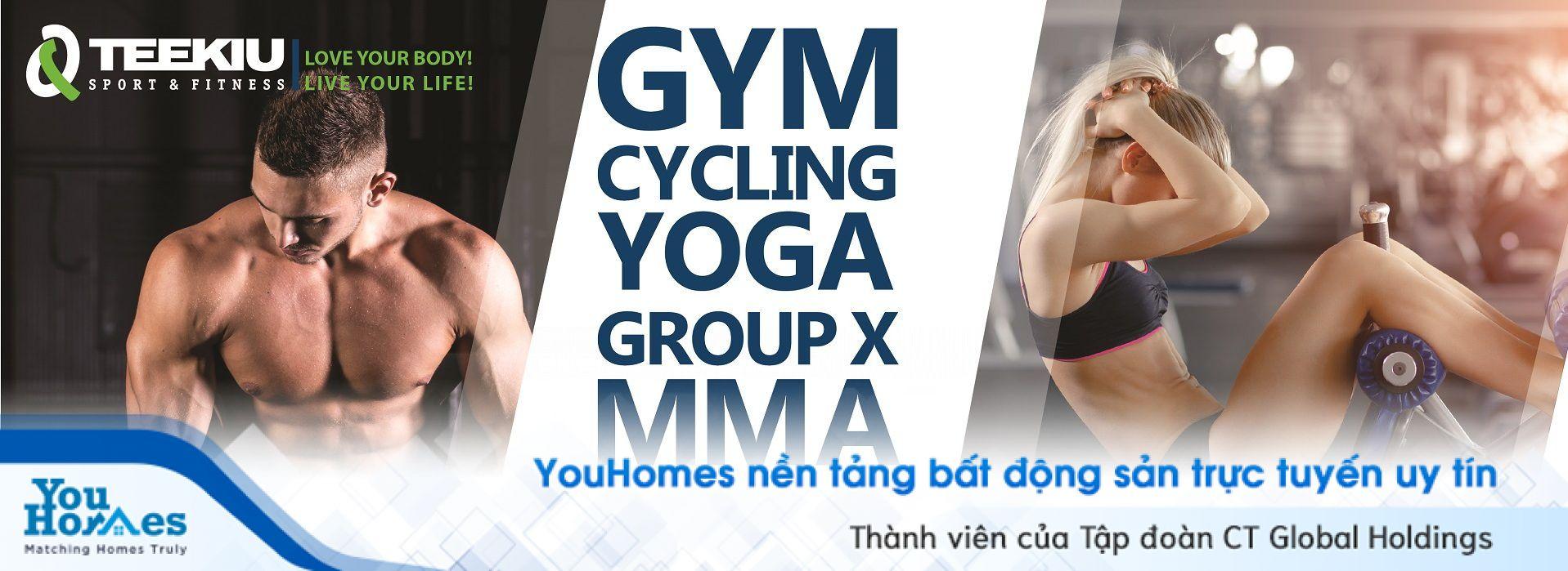 Mách bạn những địa chỉ Fitness & Yoga uy tín, đạt chuẩn Quốc tế gần Vinhomes Metropolis!