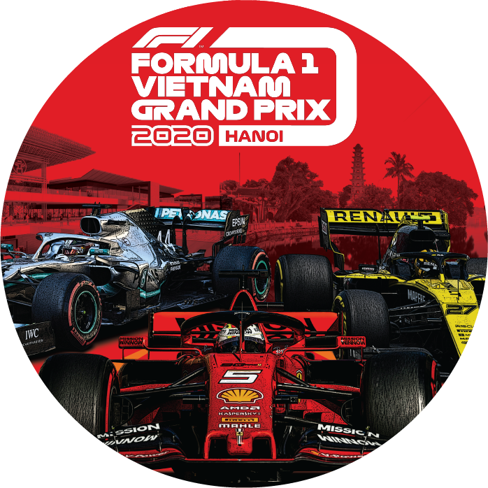 Vé sự kiện Formula 1 Vietnam Grand Prix