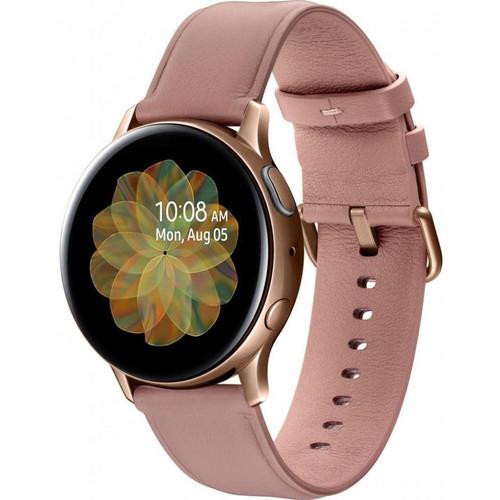 Samsung Galaxy Watch Active2 - Stainless steel - 40mm