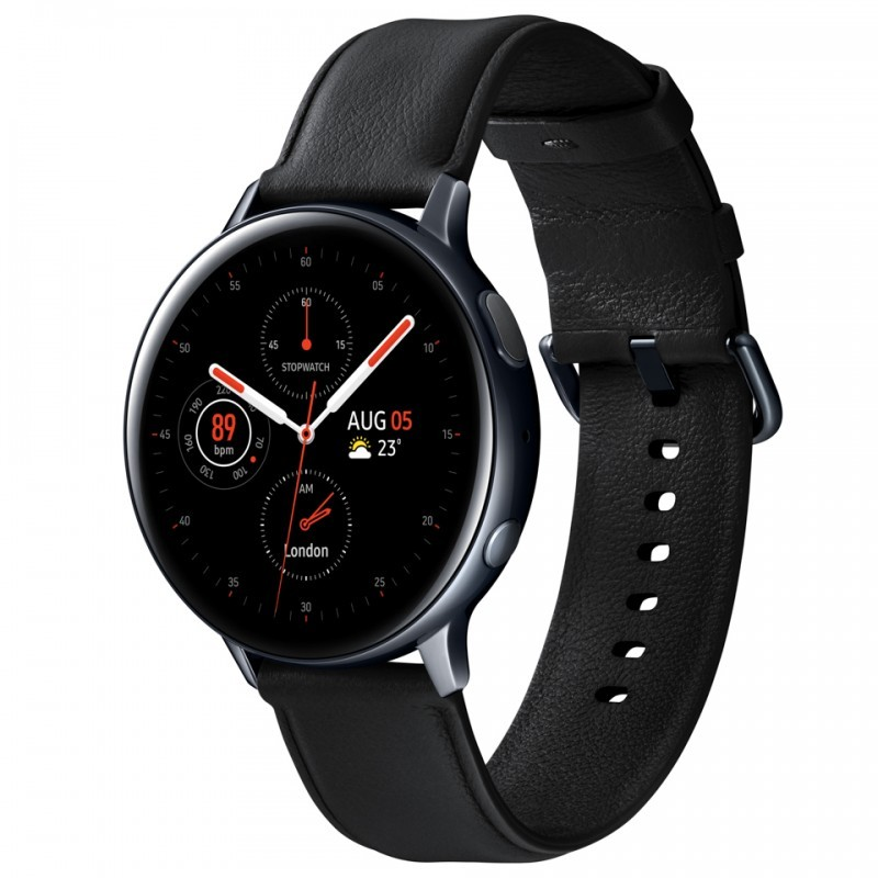 Samsung Galaxy Watch Active2 - Stainless steel - 44mm