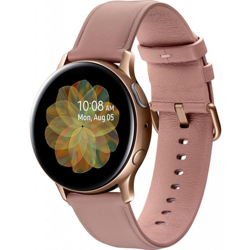 Samsung Galaxy Watch Active2 - Stainless steel - 40mm