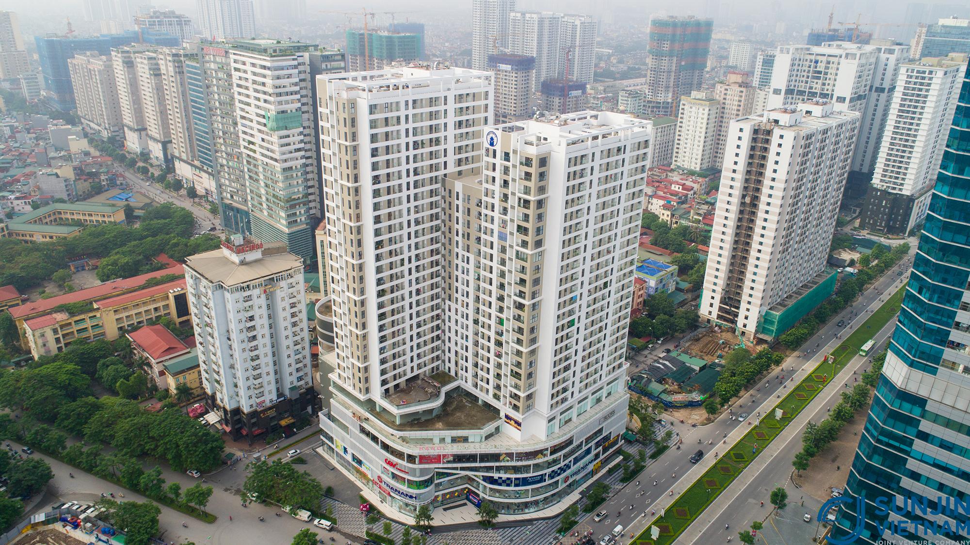 Chung cư Hacinco Complex - Hà Nội Center Point