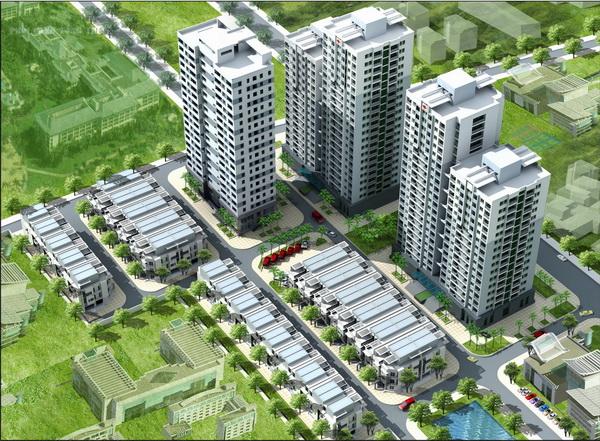Chung cư Hà Đô - 183 Hoàng Văn Thái