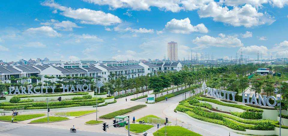 Khu đô thị ParkCity Hà Nội