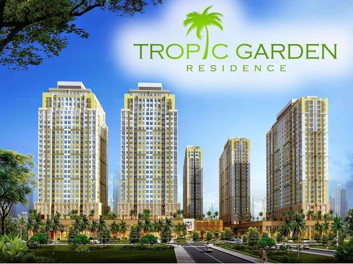 Khu căn hộ Tropic Garden