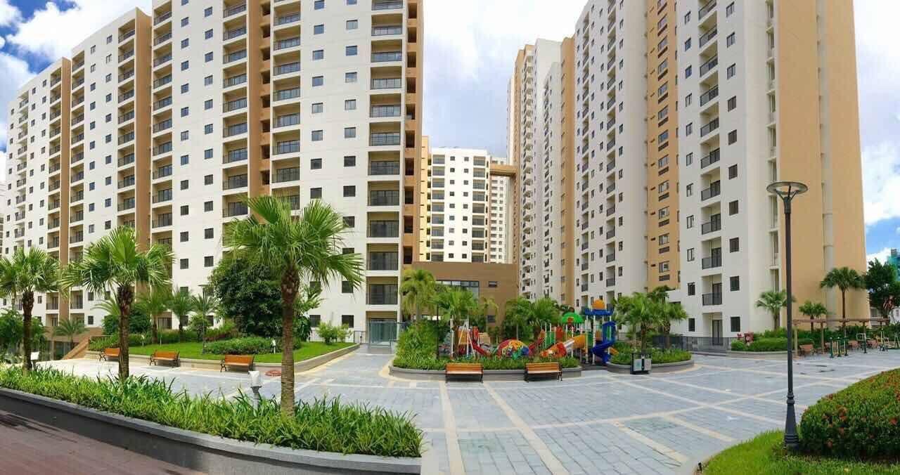 Khu căn hộ Bình Khánh
