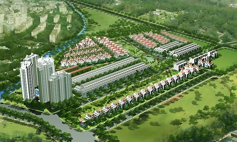 Khu dân cư Phú Mỹ - Vạn Phát Hưng