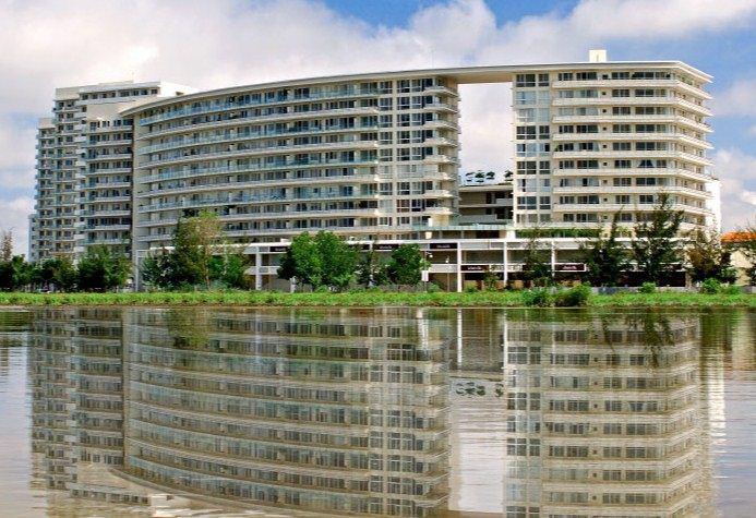 Khu căn hộ Grand View