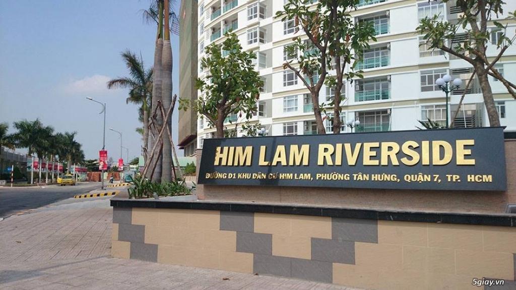Chung cư Him Lam Riverside - Khu đô thị Him Lam Kênh Tẻ