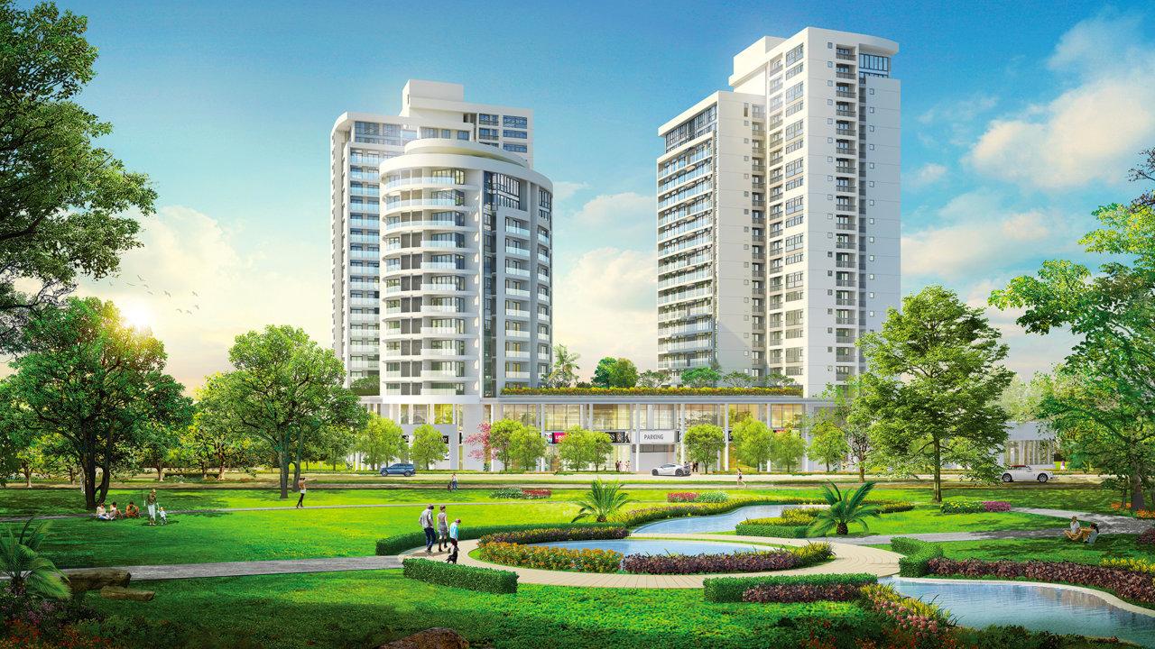 Chung cư Riverpark Residence