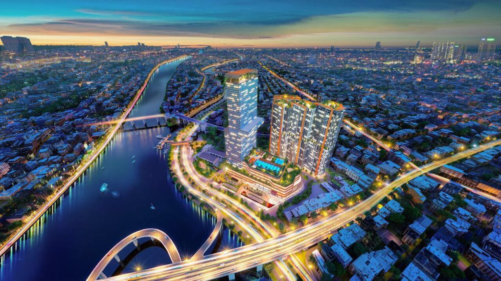 Khu phức hợp Dragon Riverside City