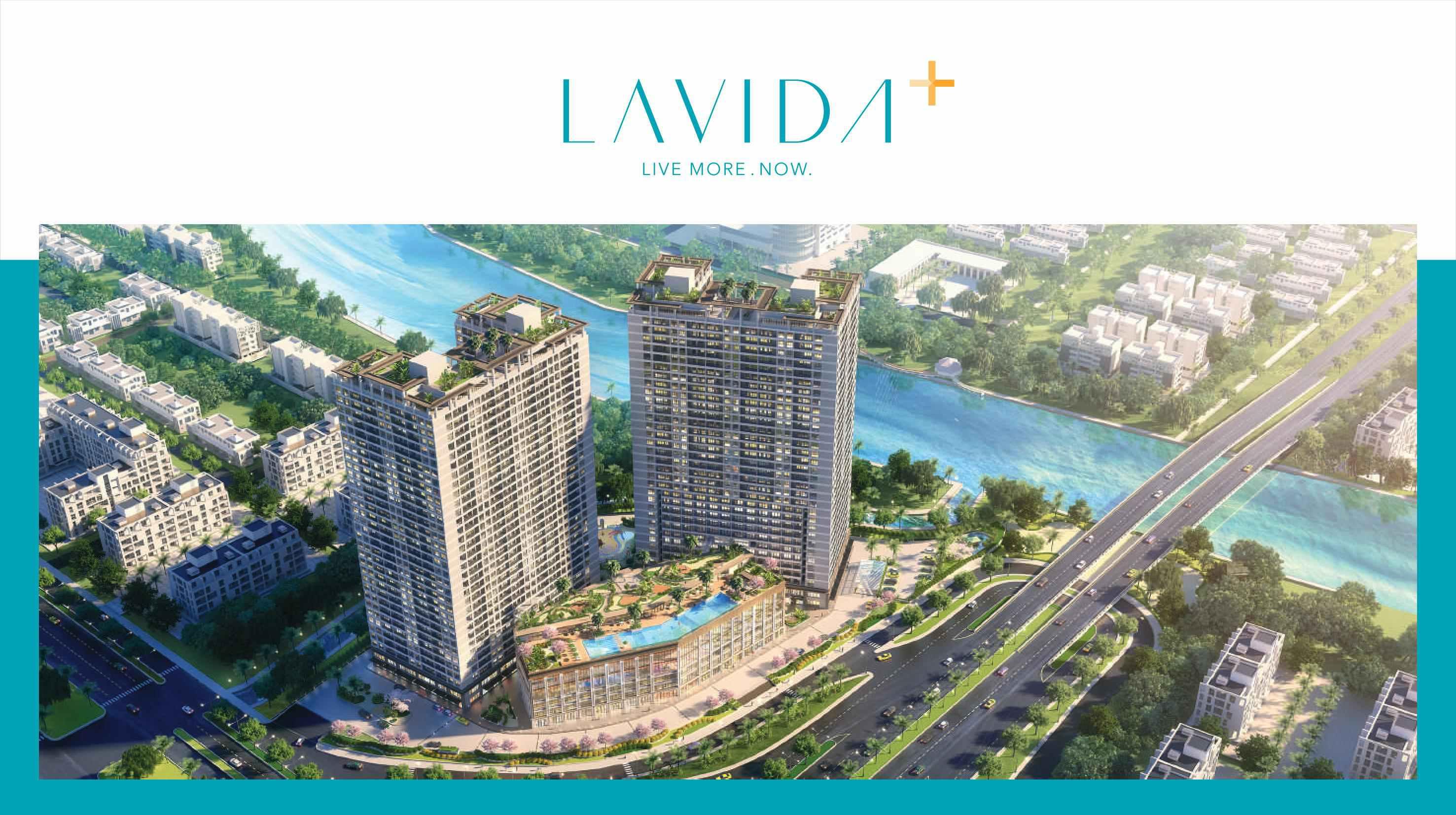 Căn hộ Lavida Plus