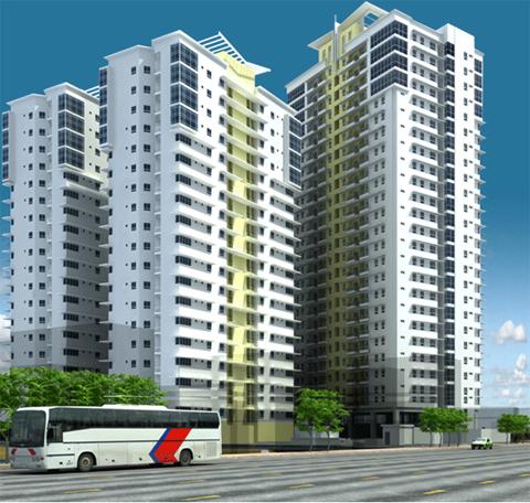 Khu căn hộ An Phú Apartment Complex