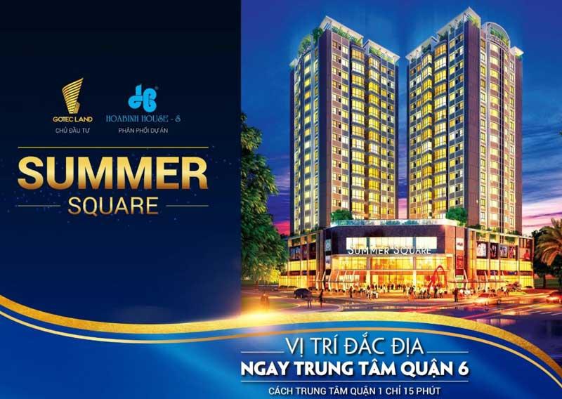 Khu căn hộ Summer Square