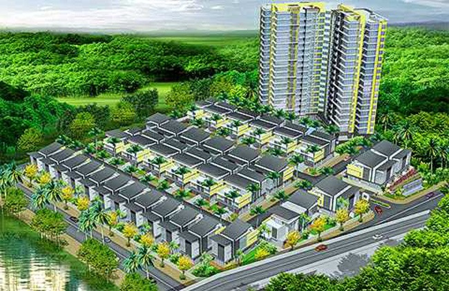 Khu dân cư Trí Kiệt